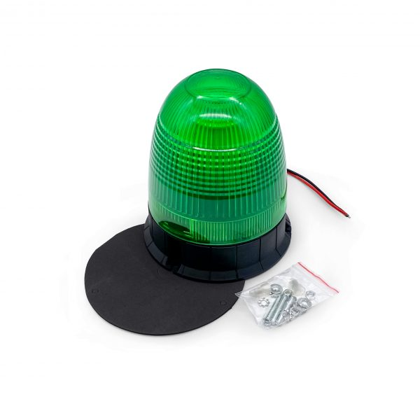 Green 3 Point Fixing LED Beacon - LMB050