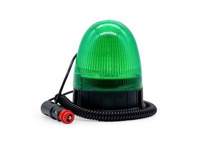 Green Excavator Beacon