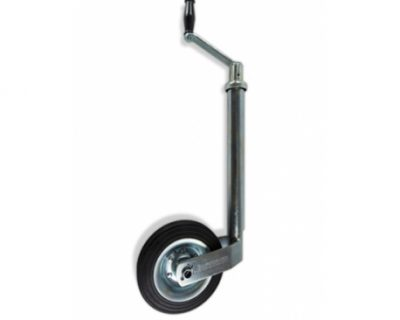 42mm-jockey-wheel-with-solid-rubber-wheel