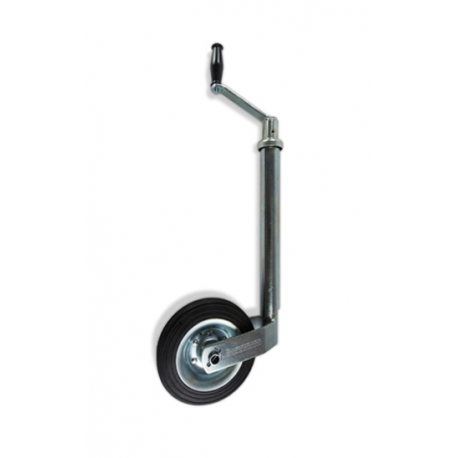 42mm-jockey-wheel-with-solid-rubber-wheel