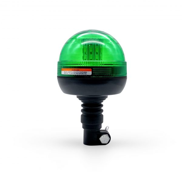 Green Flashing Beacon