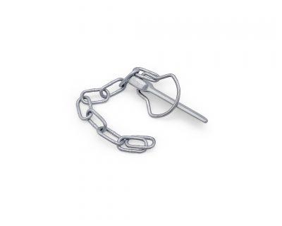 Trailer Sword Lynch Pin & Chain - IN013