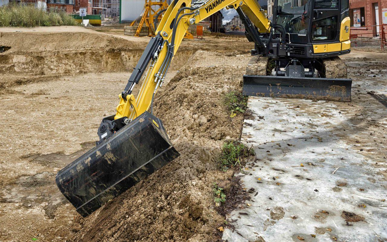 Excavator Bucket Sales